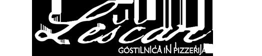Gostilnica in pizzerija Leščan Logo